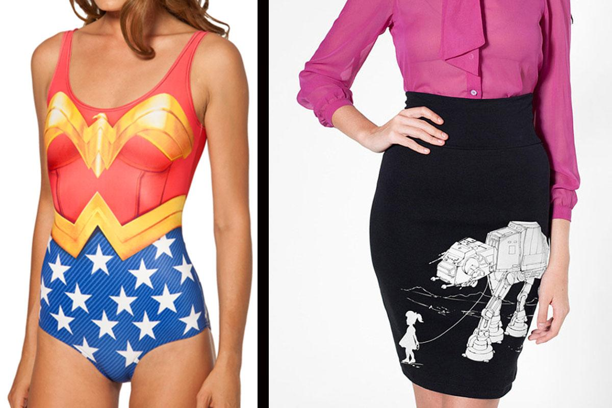 Shut up and take my money! - Wonder Woman, Gandalf, and more