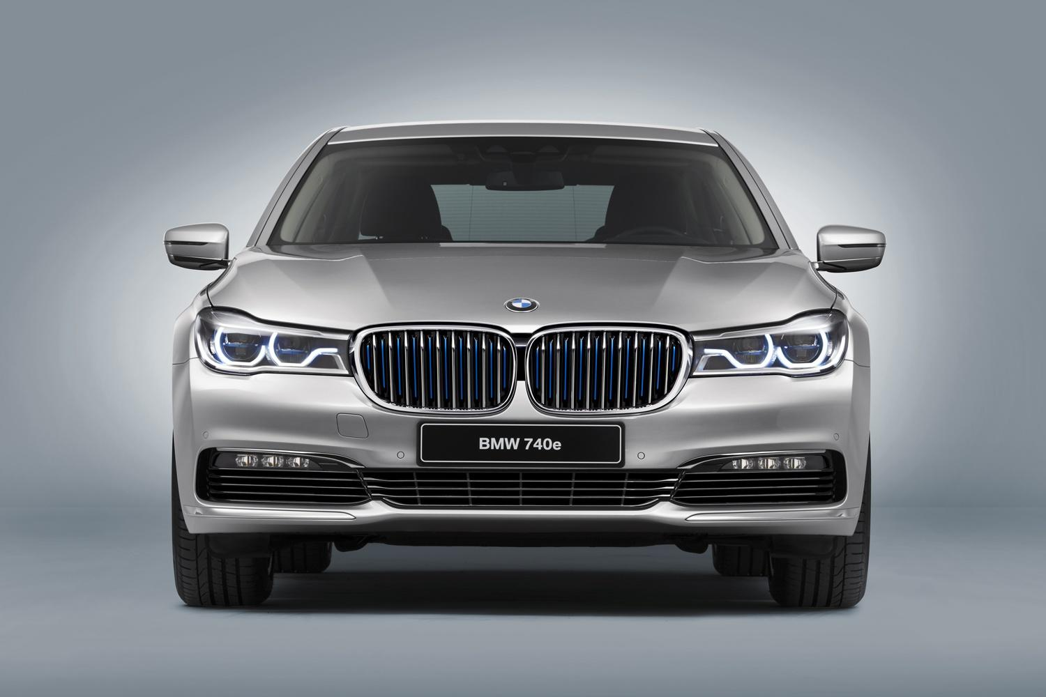 BMW's no-compromise 740e hybrid hits 60 mph in 5.6 seconds yet it returns 112 mpg