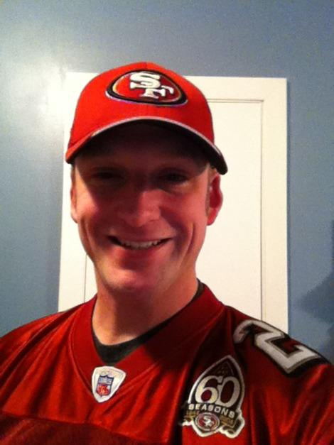 The Oft-Asked Question: How Did You Become a San Francisco 49ers Fan?