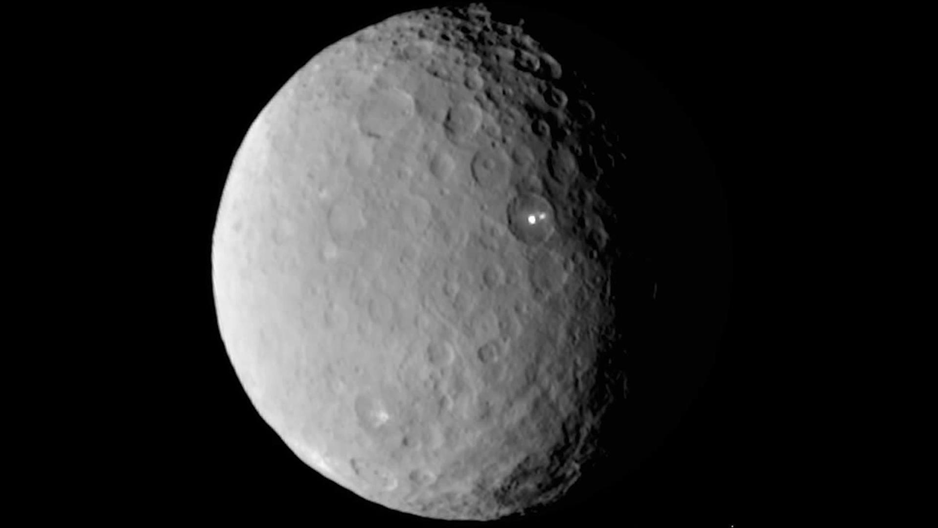 U.S. science probe nears unexplored dwarf planet Ceres