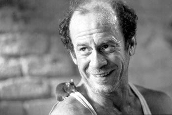 Michael Jeter as Delacroix in Castle Rock's The Green Mile