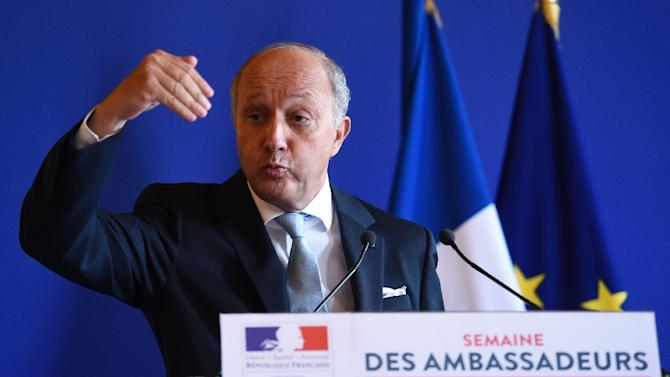 French Foreign Affairs Minister Laurent Fabius has lambasted the attitude of some East European countries towards the migrant crisis