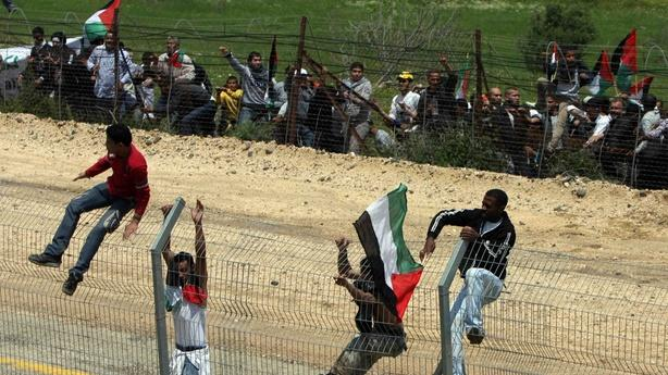 Palestinian Refugees Killed in Israeli Border Protest