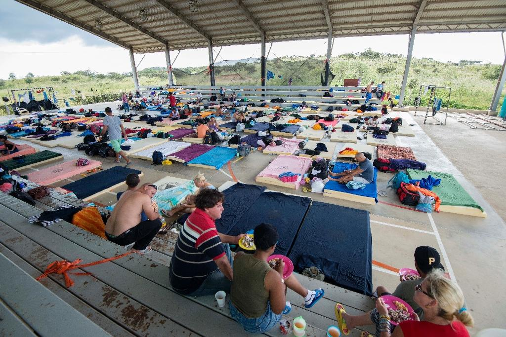 US, Cuba talk on migration amid migrant crisis in CentrAm