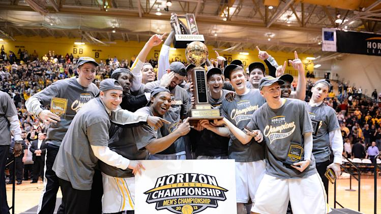 NCAA Basketball: Horizon League Tournament-Wright State vs Valparaiso