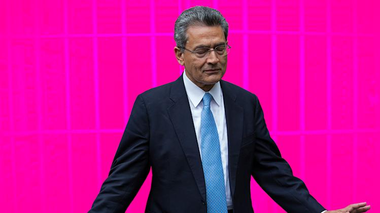 Rajat Gupta conviction