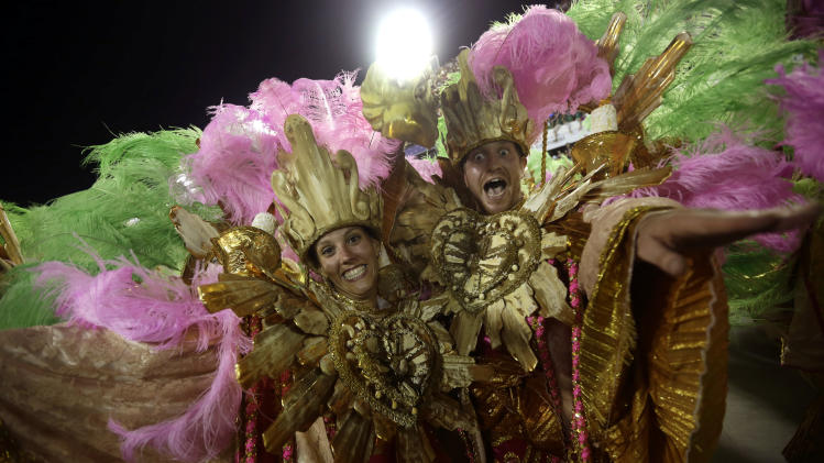Rio teacher out to prove 'gringos' can samba, too