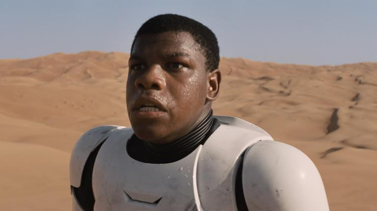 John Boyega Wins Rising Star Award At BAFTAs In London