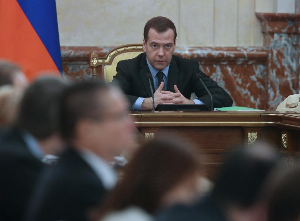 Medvedev lambasts 'stupid' Merkel migrant policy