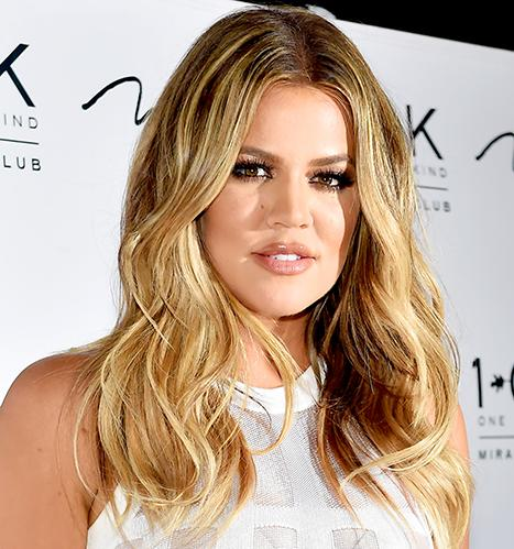 Khloe Kardashian Rubs Down With Pregnancy Beauty Products, Explains More of Her Makeup Routine