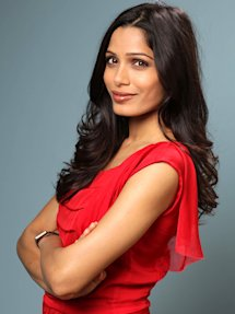 Photo of Freida Pinto