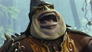 Brian Blessed as Boss Nass in 'The Phantom Menace'