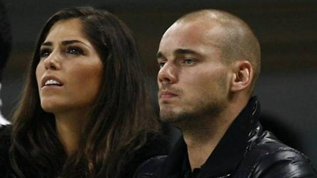 Sneijder Yolanthe Cabau