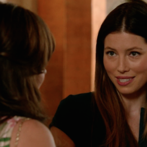 Jessica Biel Steals 'New Girl' Season Premiere