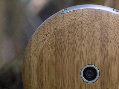 This perfectly round 'heirloom' smartphone will never beep, alert, or interrupt you