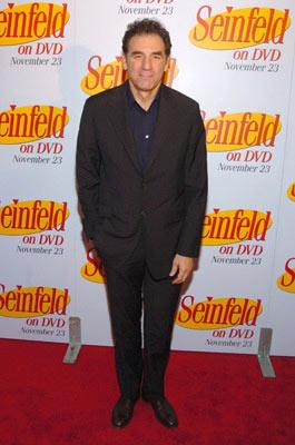 Michael Richards 'Seinfeld' DVD Release Party New York City - 11/17/04