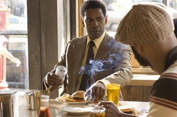 Denzel Washington in Universal Pictures' American Gangster