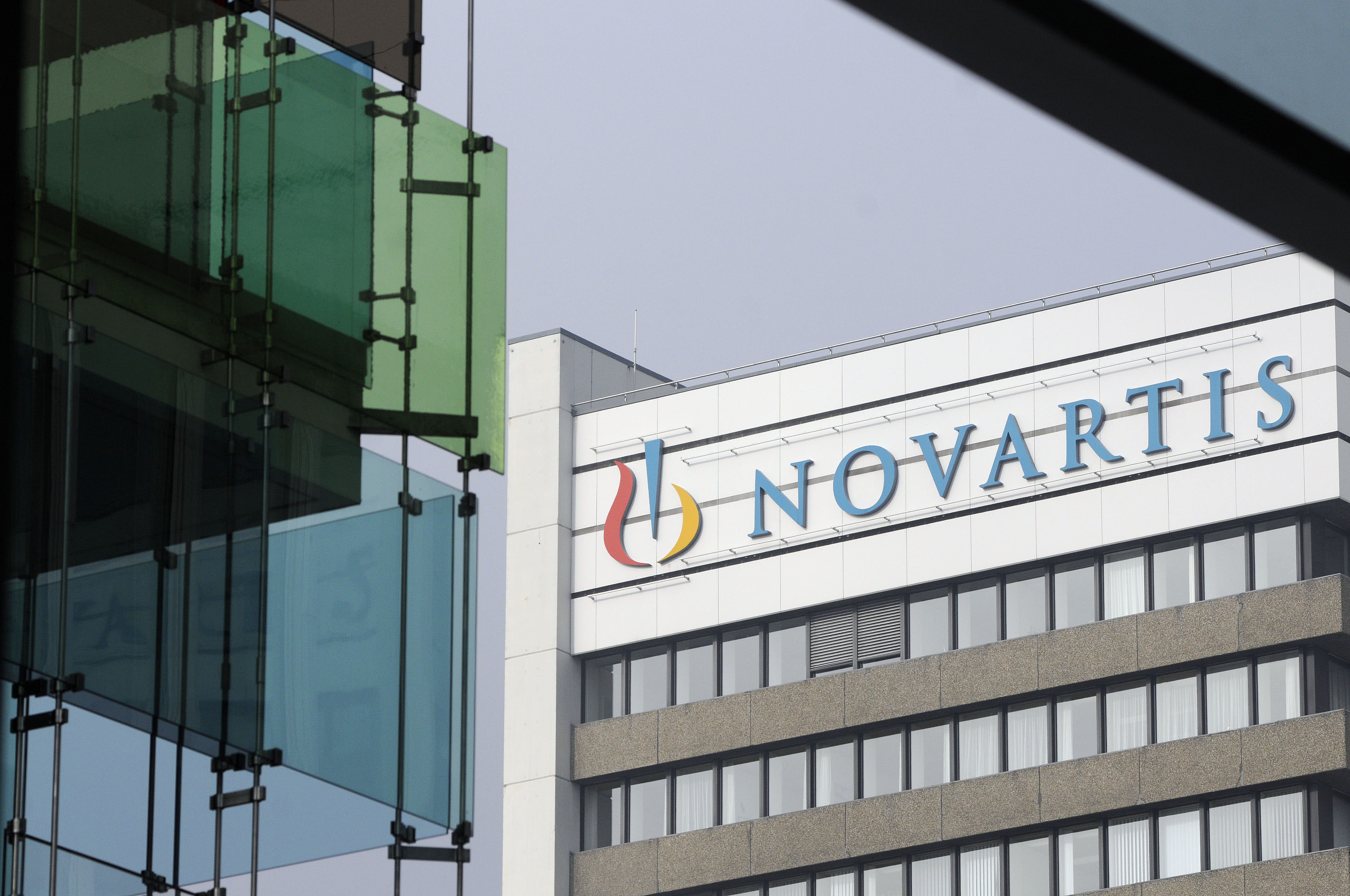 Novartis profits jump 12% on new drug sales