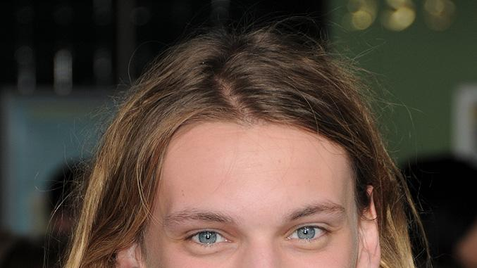 Twilight Saga New Moon LA Premiere 2009 Jamie Campbell