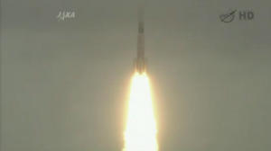 Japan Launches Robotic Supply Ship to Space Station