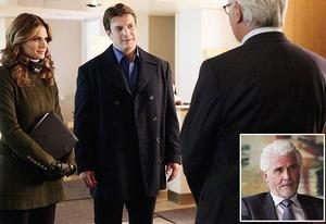 Keck's Exclusives: 2014 Castle Preview With Brolin, Baby and Beckett