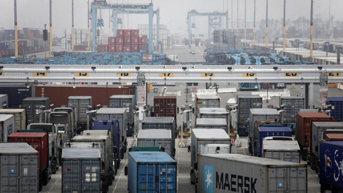 Port strike could be prelude for dockworker talks