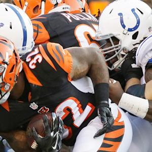 Indianapolis Colts vs. Cincinnati Bengals preseason highlights