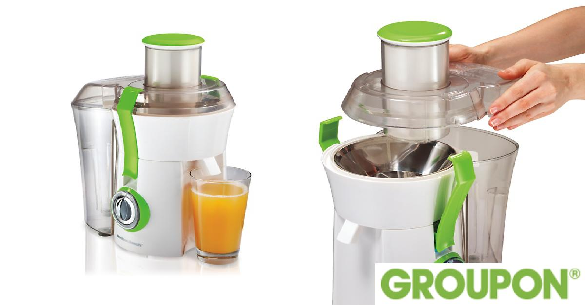 Hamilton Beach Juice Extractor for $49.99