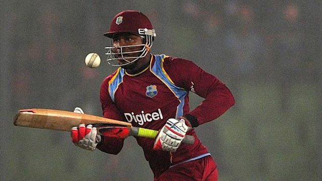 Marlon Samuels of the West Indies (AFP)