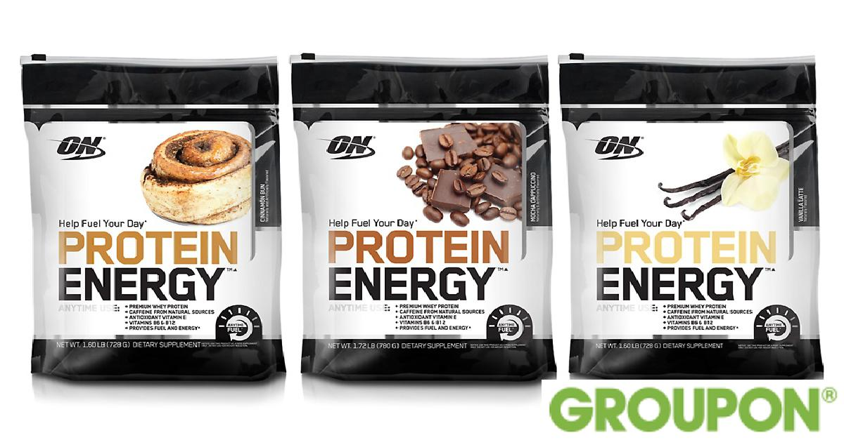 Protein Energy Supplements for $29.99