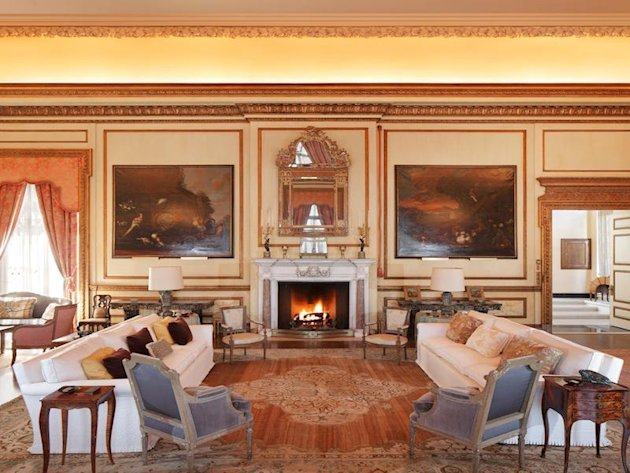 $100 million De Guigné estate comes with quite a contingency fireplace