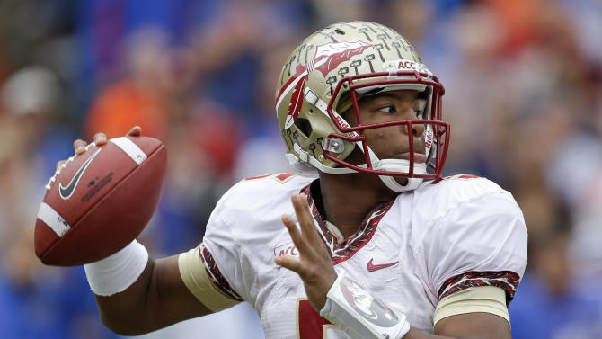 FSU's Winston voted ACC player of year