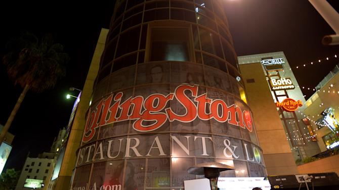 Rolling Stone Magazine Official 2012 American Music Awards VIP After Party Presented by Nokia And Rdio - Inside