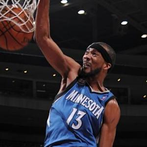 Dunk of the Night - Corey Brewer