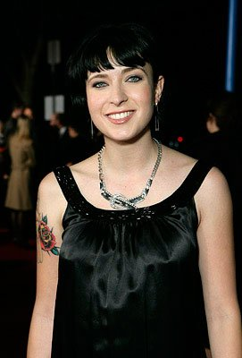Screenwriter Diablo Cody at the Westwood premiere of Fox Searchlight's Juno
