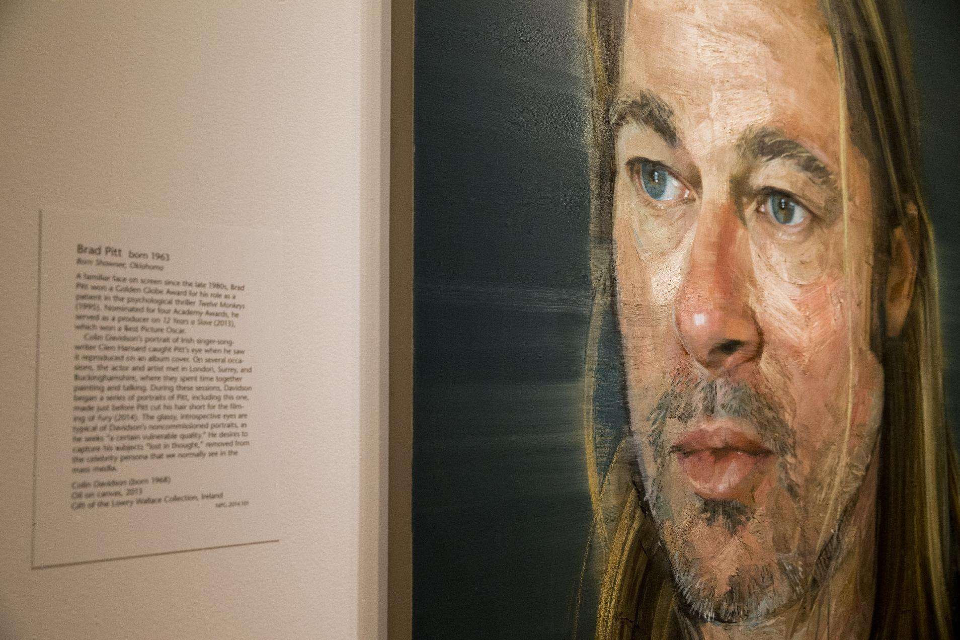 National Portrait Gallery show explores nature of celebrity