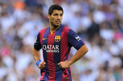 Luis Suárez is what Lionel Messi and Neymar have been waiting for