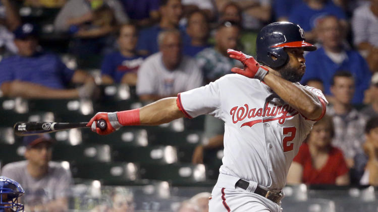 Zimmerman, Harper lead Nationals past Cubs, 4-2