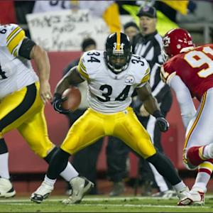 Agent Confirms Mendenhall Retiring From NFL