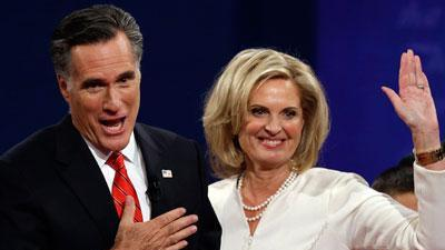 Ohio voters impressed by Romney