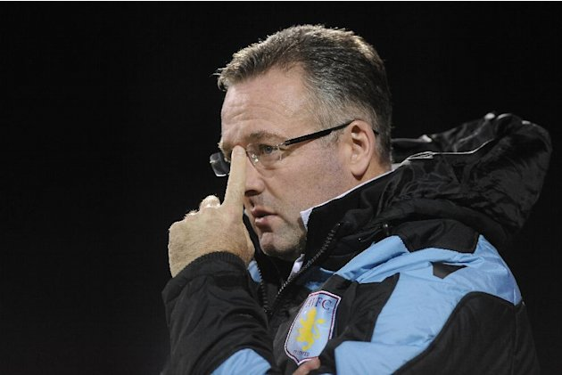 Paul Lambert feels he needs to strengthen his squad at Aston Villa