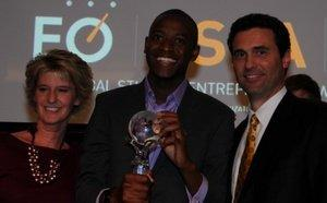 South African Social Entrepreneur Takes Top Spot at the Global Student Entrepreneur Awards