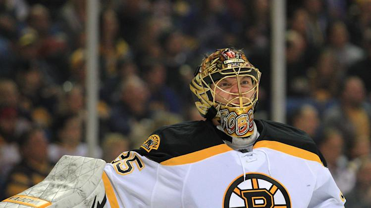NHL: Boston Bruins at Buffalo Sabres
