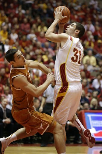Iowa State beats Texas 82-62