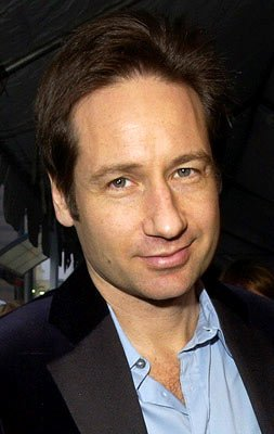 David Duchovny 10th Annual Critics Choice Awards Los Angeles, CA - 1/10/05