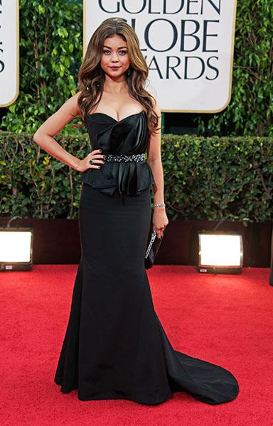 Vamping it up at the 2013 Golden Globes