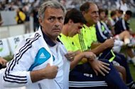 Real Madrid's 100-point season was historic, says Mourinho