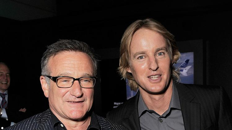 Night at the Museum 2 DC premiere 2009 Robin Williams Owen Wilson