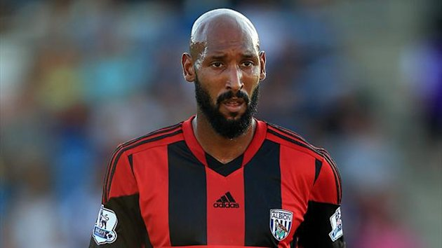 Nicolas Anelka, West Bromwich Albion (PA Photos)