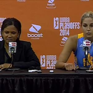 Postgame: Chatman and Delle Donne